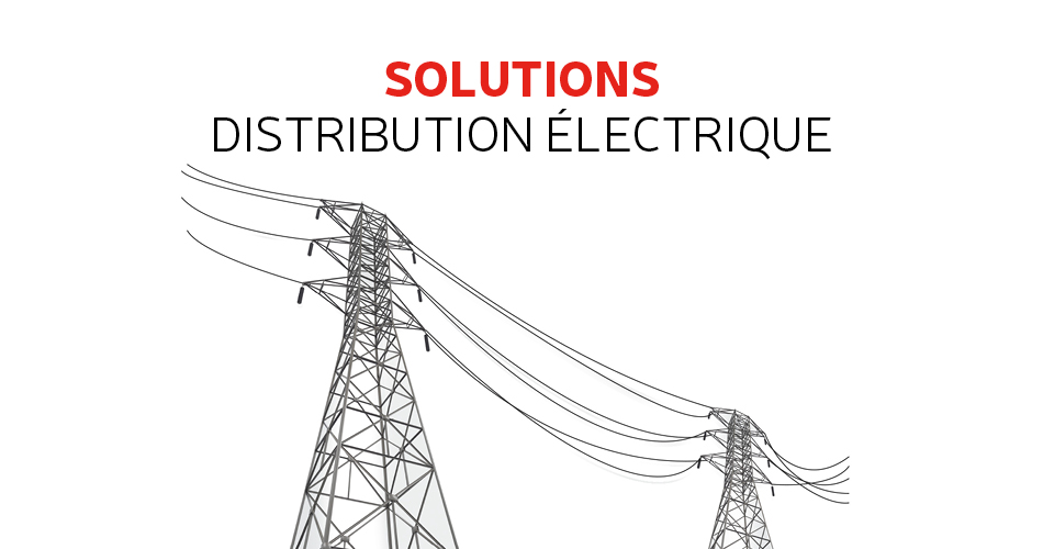 Solutions distribution électrique